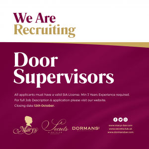 DORMANS-MARYS-SECRETS-RECRUITMENT-2018